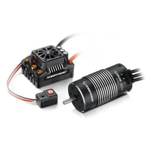 HOBBYWING COMBO EZRUN MAX8 ESC (TRX PLUG) 4268-2600KV MOTOR