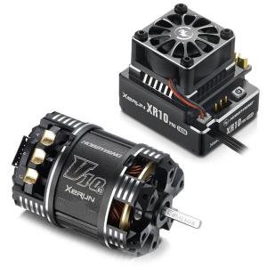 HOBBYWING COMBO (G) XR10 PRO ESC + V10 G3 10.5T MOTOR