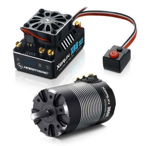 HOBBYWING COMBO (A) XR8-SCT ESC & 3660SD D5.00 4300 MOTOR