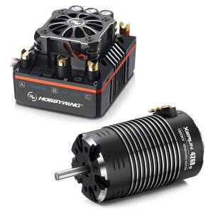HOBBYWING COMBO (D) XR8 PLUS ESC & 4268SD 2200KV MOTOR