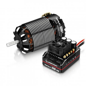 HOBBYWING COMBO XR8 PRO G2 ESC & 4268 G3 ON 2800KV MOTOR (B)