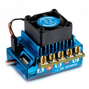 HOBBYWING XERUN-120A-SD V2.1 ESC SPEED CONTROLLER - BLUE