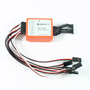 Idea Fly Ifly4s Quadcopter C4e Flight Controller