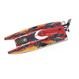 JOYSWAY MONSTER CATAMARAN BRUSHLESS RACING BOAT RTR