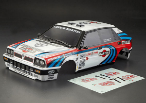 KILLERBODY LANCIA DELTA HF INTEGRALE 16V FINISHED BODY RALLY