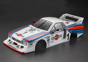 KILLERBODY LANCIA BETA MONTECARLO FINISHED BODY RALLY