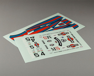 KILLERBODY DECAL SHEET (LANCIA LC2)