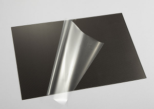 KILLERBODY CARBON FINISH LEXAN SHEET 203 X 305 X 1.0MM