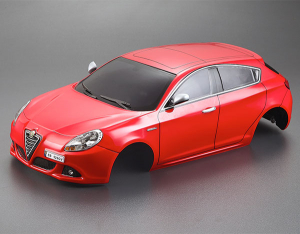 KILLERBODY ALFA ROME GIULIETTA (2010) 190MM FINISHED BODY - RED