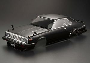 KILLERBODY NISSAN SKYLINE 2000 TURBO GT-ES 195MM FINISH BLACK