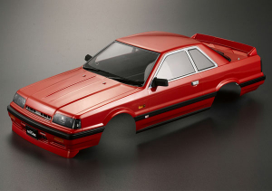KILLERBODY NISSAN SKYLINE R31 195MM FINISHED BODY RED