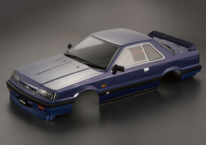 KILLERBODY NISSAN SKYLINE R31 195MM FINISHED BODY BLUE