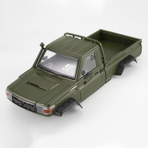 KILLERBODY MATTE GREEN TOYOTA LAND CRUISER 70HARD BODY KIT