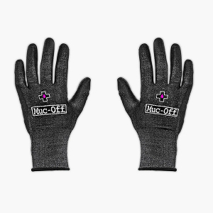 MUC-OFF MECHANICS GLOVES SMALL SIZE 7