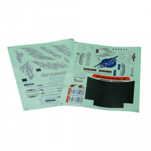 MATRIXLINE DR86 DECAL SHEETS
