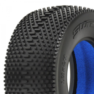 PROLINE 'STUNNER' SHORT COURSE M3 TYRES W/CLOSED CELL INSERTS