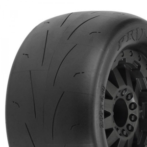 PROLINE PRIME 2.8 STREET TYRES ON BLK F11 WHEELS (4WD)