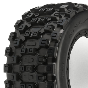 PROLINE BADLANDS MX43 PRO-LOC TYRES FOR XMAXX (F/R)