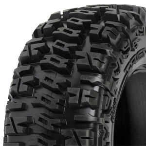 Pro-Line 'Trencher' Rear Tyres For HPI Baja 5T (No Inserts)
