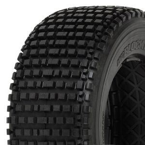 PROLINE 'BLOCKADE' X2 OFF-ROAD TYRES 5SC R 5IVE-T F/R NO FOAM
