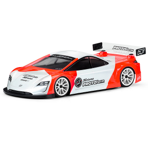 PROTOFORM TURISMO X-LITE WEIGHT BODYSHELL 190MM (CLEAR)