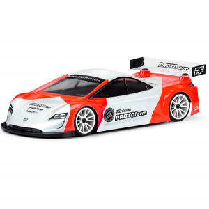 PROTOFORM TURISMO LIGHTWEIGHT BODYSHELL 190MM (CLEAR)