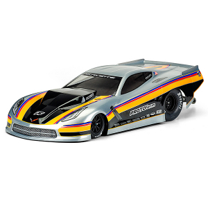 PROTOFORM CHEVROLET CORVETTE C7 PRO-MOD DRAG BODY FOR SLASH