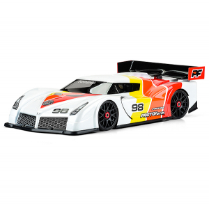 PROTOFORM HYPER-SS CLEAR BODY SHELL REGULAR WEIGHT FOR 1:8GT