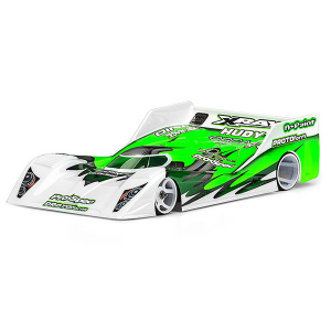 PROTOFORM 'AMR-12' PRO-LIGHT LMP12 1/12 CLEAR BODYSHELL