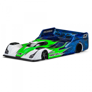 PROTOFORM 'BMR-12' REGULAR LMP12 1/12 CLEAR BODYSHELL