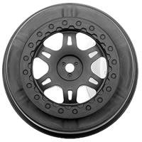 Pro-Line 'Split Six' Wheels For Protrac Susp. Set For Slash