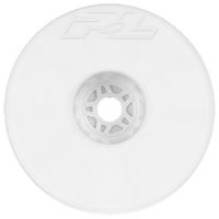 PROLINE 'VELOCITY' VTR WHITE TRUGGY WHEELS ZERO OFFSET (4)