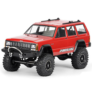Pro-Line 1992 Jeep Cherokee For 1/10 Crawlers