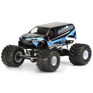 PROLINE GUARDIAN CLEAR BODY FOR SOLID AXLE TRUCK/12