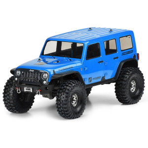 PROLINE JEEP WRANGLER RUBICON UNLIMITED CLEAR BODY (for 12.8