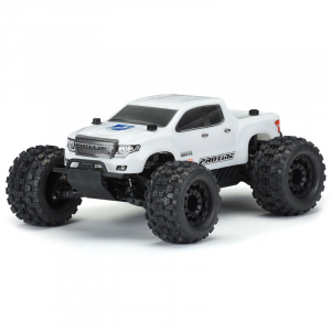 PRO-LINE PRECUT BRUTE BASH ARMOUR WHITE BODY PRO-MT/STAMP