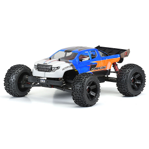 PROLINE BRUTE CLEAR BODYSHELL FOR ARRMA OUTCAST & NOTORIOUS
