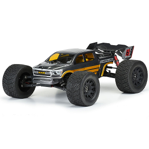 PROLINE PRE-CUT 2020 RAM REBEL 1500 CLEAR BODY ARRMA KRATON