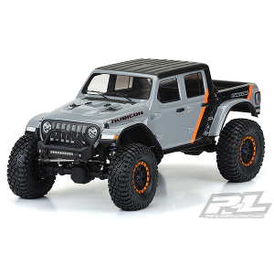 PROLINE 2020 JEEP GLADIATOR CLEAR BODY 313MM FOR CRAWLER