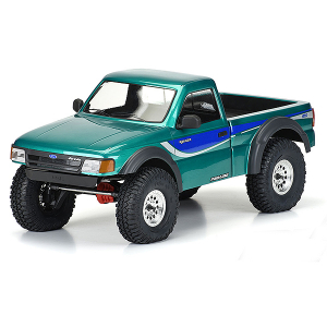PROLINE 1993 FORD RANGER CLEAR BODY W/ACCECORIES 313MM CRAWL