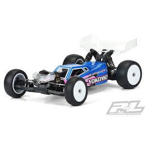 PROLINE AXIS LIGHTWEIGHT BODY CLEAR FOR YOKOMO YZ-2