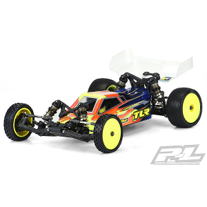 PROLINE AXIS LIGHTWEIGHT BODY CLEAR FOR TLR22 5.0