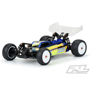 PROLINE AXIS LIGHTWEIGHT BODY CLEAR FOR XRAY XB4