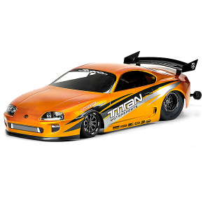 PROLINE 1995 TOYOTA SUPRA CLEAR DRAG BODY FOR 22S/DR10