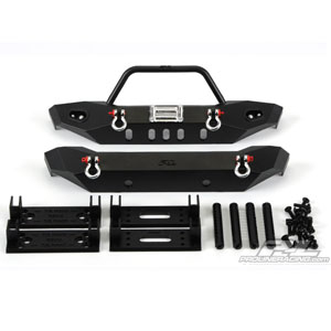 PROLINE RIDGE LINE BUMPER SET FOR WIDE SHELL WRAITH/SCX10