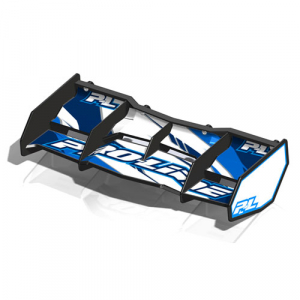 PROLINE 1/8TH TRIFECTA BLACK WING FOR BUGGY OR TRUGGY