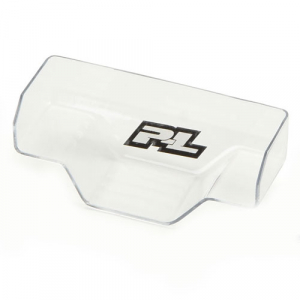 PROLINE CLEAR FRONT WING/BLACK ANODISED MOUNT AE B5M B6 B6D
