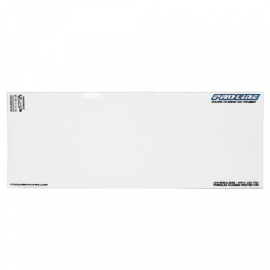 PROLINE UNIVERSAL CLEAR CHASSIS PROTECTOR FOR 1/10TH