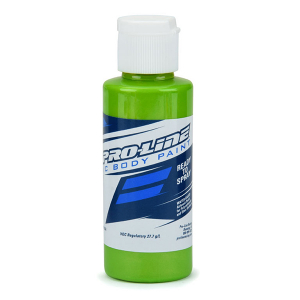 PROLINE RC BODY PAINT - PEARL LIME GREEN
