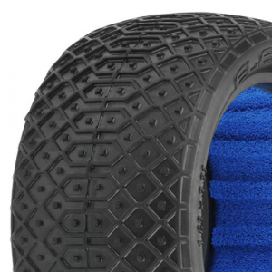 PROLINE 'ELECTRON LITE' 2.2 M4 1/10 OFF ROAD BUGGY REAR TYRES